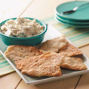 Garlic Cheese Spread Recipe
