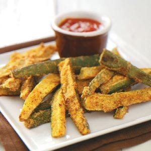 Zucchini Fries for 2 Recipe