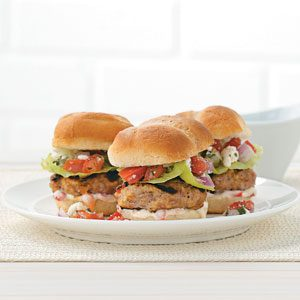 Chicken Little Sliders Recipe