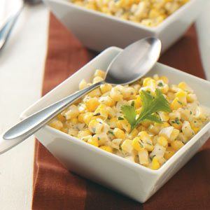 Homemade Cream-Style Corn