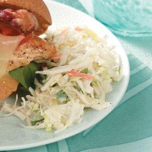 Easy Sweet Slaw Recipe
