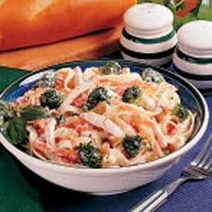 Turkey Pasta Primavera Recipe