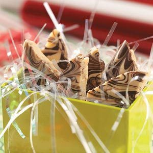 Tiger Butter Bark Candy