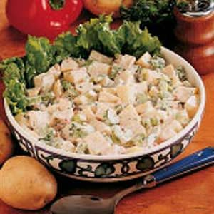Pimiento Potato Salad Recipe