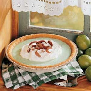 Pineapple Lime Pie Recipe