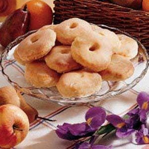 No-Fry Doughnuts Recipe