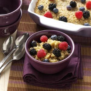 Hot Cereal Recipes