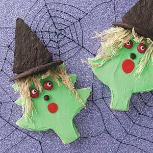 Halloween Cutout Cookies Recipe