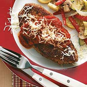 Italian Steaks for Two Recipe