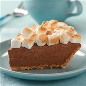 Dreamy S'more Pie Recipe