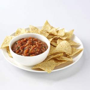 Fire-Roasted Salsa