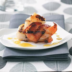 Smoky Grilled Shrimp Recipe