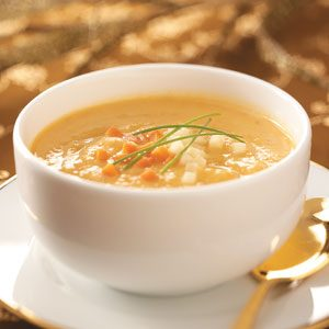 Rustic Autumn Soup Recipe