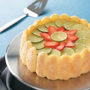 Refrigerator Lime Cheesecake Recipe