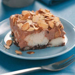 Chocolate Almond Dessert