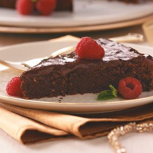 Raspberry Sachertorte Recipe
