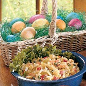 Create Your Own Egg Salad Recipe