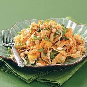 Vegetable Pad Thai Recipe