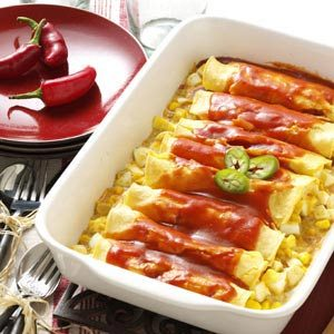 Brunch Enchiladas