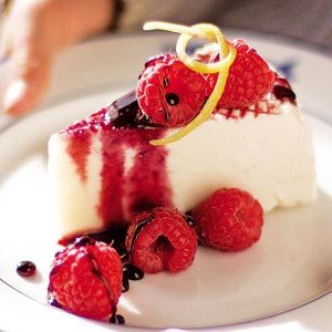Sweetened Ricotta with Berries Recipe