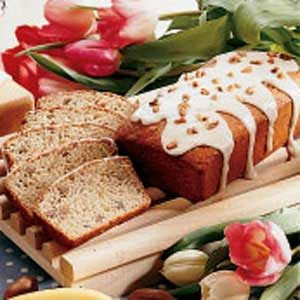 Southern Banana Nut Bread