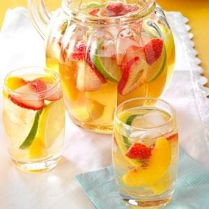 Quick White Sangria Recipe