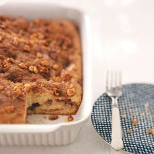 Makeover Apple Coffee Cake Recipe