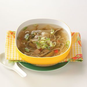 Mock Chinese Soup Recipe