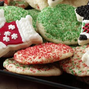 Tender Sugar Cookies Recipe
