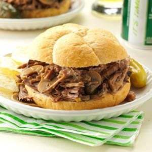 Simply Delicious Roast Beef Sandwiches