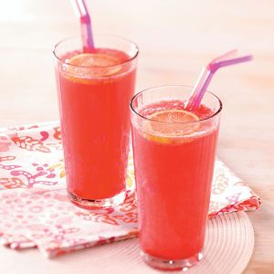Raspberry-Lemon Spritzer Recipe