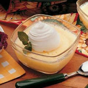 Orange Whip Recipe