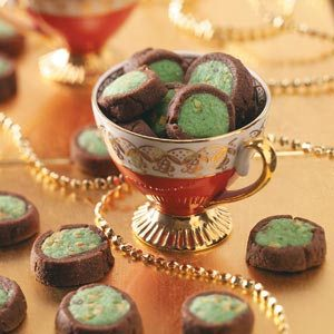 Pistachio Buttons Recipe