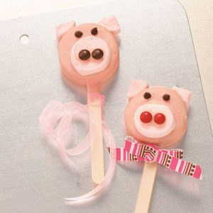 Piggy Pops Recipe