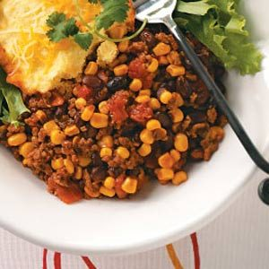 Slow Cooker Tamale Pie