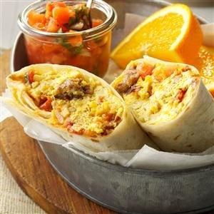 Brunch Burritos