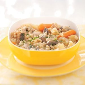 Orange Barley Chicken