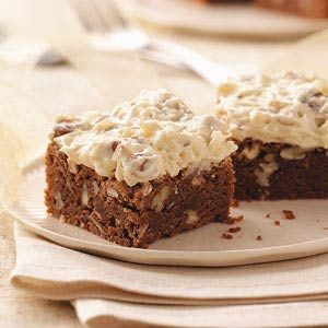 Coconut-Pecan Brownies Recipe