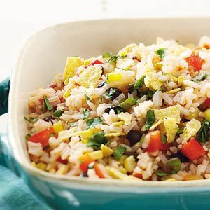 Minute Rice Southwestern Rice Salad Recipe