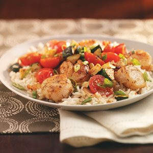 Unwrapped Bacon Scallops Recipe