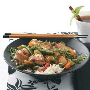Easy Ginger Pork Stir-Fry Recipe