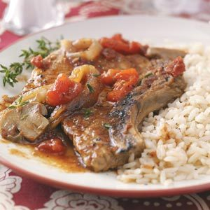 Tender Slow Cooker Pork Chops Recipe