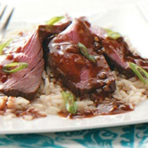 Orange Teriyaki Beef Roast