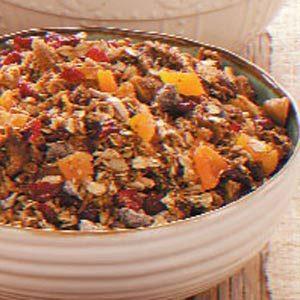 Ziploc Paradise Granola Recipe