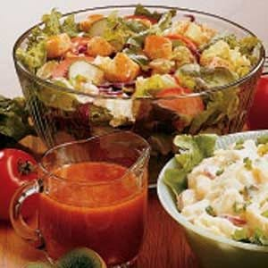 Zesty French Dressing Recipe