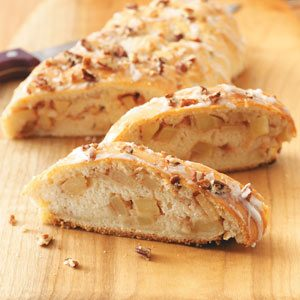 Mock Apple Strudel Recipe