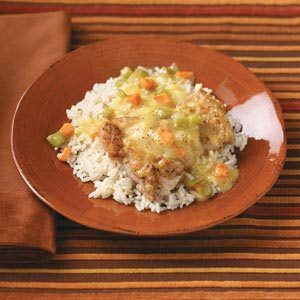 Smothered Home-Style Chicken Recipe