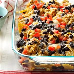 Smoky Chicken Nachos Recipe