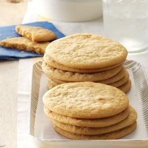 Grandpa's Cookies Recipe