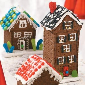 Christmas Cottages Recipe